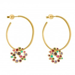 Candy Colours Earrings